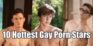 10 Hottest Gay Porn Stars