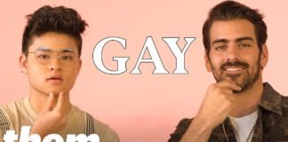 Nyle DiMarco & Chella Man Teach Us Queer Sign Language | them.
