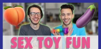 TOPS, BOTTOMS & GAY SEX TOYS: Let's Talk About Sex