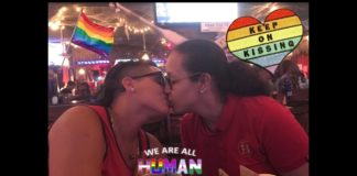 NYC Pride Parade and after party 2018 (Long distance relationship)