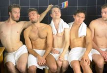 Gay Stereotyping - Steam Room Stories.com