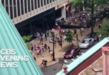 Reports of gunfire false alarm sparks panic at D.C. Pride parade
