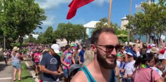 Bermuda Pride Parade, August 31 2019