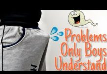 😱PROBLEM ONLY BOYS CAN UNDERSTAND | Awkward Men Problems | Boner - Bulge | The Vodka Men