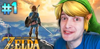 LINK THE TWINK - The Legend of Zelda: Breath of the Wild - PART 1