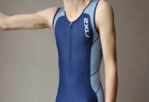 Model boy B. [20m] in 2XU tri suit - does that count?