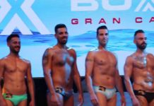 Men´s Pool Party Gay Pride Maspalomas