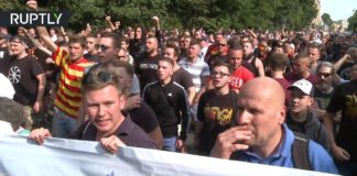 First LGBT Pride in Polish city met with massive counter-protest