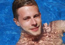 Gay Pride Sitges 2016. The Pool Party Photos. Chris Summerfield 1