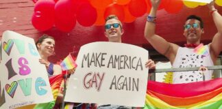 49th Annual gay pride parade honors ongoing fight for LGBT rights