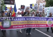 Romania: 'New Right Wing' protest LGBTQ rights movement and Bucharest pride parade