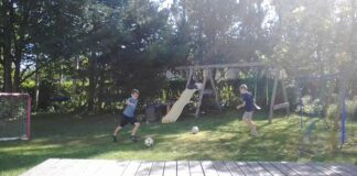 Hunter and liam soccer movie pt.4