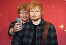 Ed Sheeran LOVES Wax Figure's BULGE!