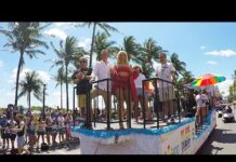 Miami Beach Gay Pride Parade 2017 | Elvis Duran Exclusive