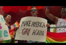 Thousands march and dance in New York's Gay Pride parade