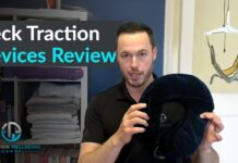 What is the best neck traction device for neck pain?