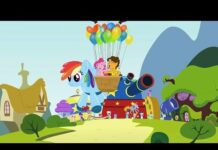'Pinkie the Party Planner' Reprise - Song 1 (reprise), Pinkie Pride MLP:FiM [True 720p]