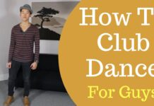 How To Dance At A Club For Guys - Beginner Dance Moves